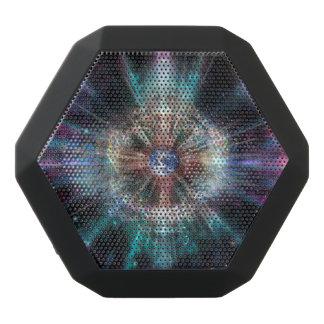 H007 Earth Aura Black Bluetooth Speaker