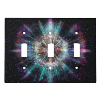 H007 Earth Aura Light Switch Cover