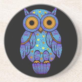 H00t Owl Midnight Madness Coaster