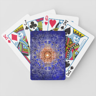 H011 Heart Constellation Bicycle Playing Cards