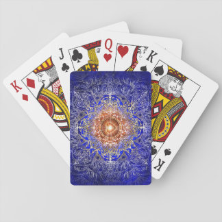 H011 Heart Constellation Playing Cards