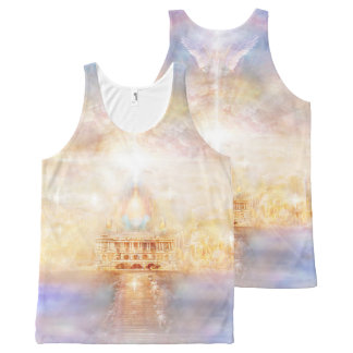 H013 Heaven 2017 All-Over-Print Tank Top