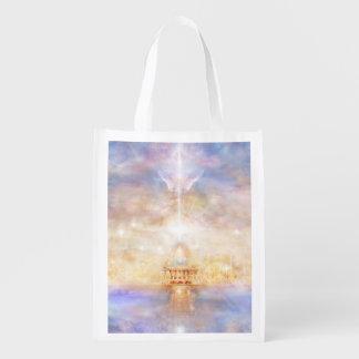 H013 Heaven 2017 Reusable Grocery Bag