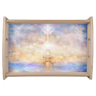 H013 Heaven 2017 Serving Tray