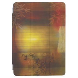 H017 Zen Screen Rust iPad Air Cover