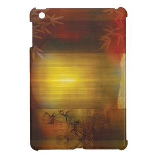 H017 Zen Screen Rust iPad Mini Covers