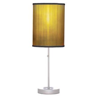 H017 Zen Screen Rust Table Lamp