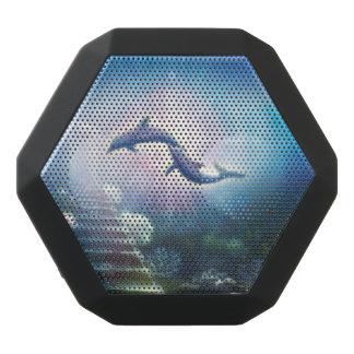 H019 Nori Dolphins Black Bluetooth Speaker