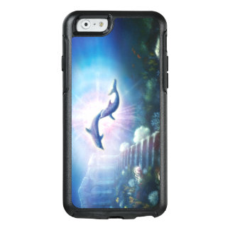 H019 Nori Dolphins OtterBox iPhone 6/6s Case