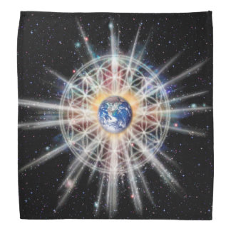 H022 Earth Aura Bandana