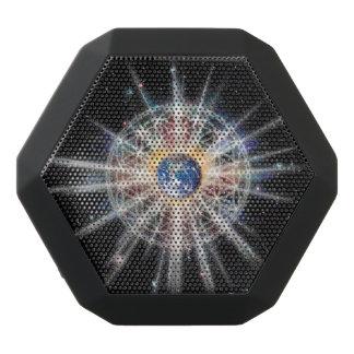 H022 Earth Aura Black Bluetooth Speaker