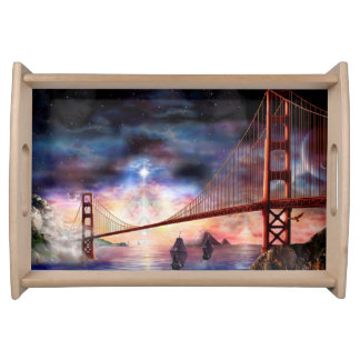 H024 Bridge to Truth Serving Tray