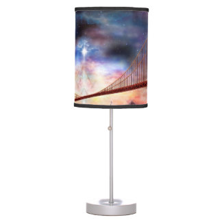 H024 Bridge to Truth Table Lamp