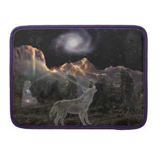 H029 Star Wolf Sleeve For MacBook Pro