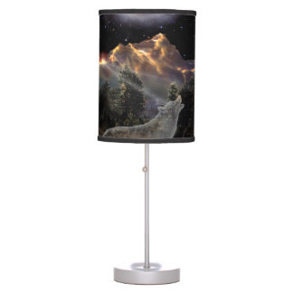 H029 Star Wolf Table Lamp