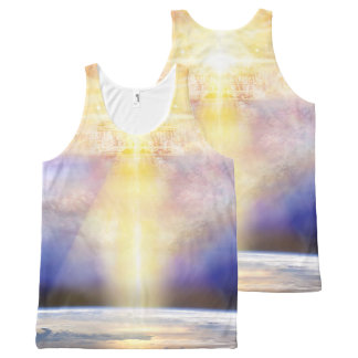 H030 Heaven & Earth All-Over-Print Tank Top