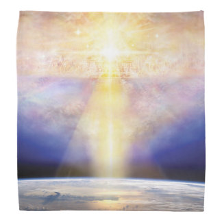 H030 Heaven & Earth Bandana