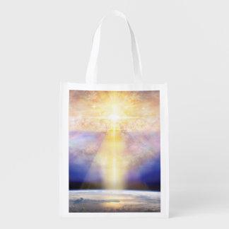 H030 Heaven & Earth Reusable Grocery Bag