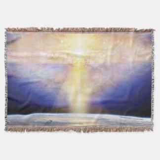 H030 Heaven & Earth Throw Blanket