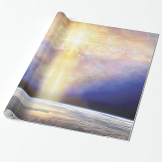 H030 Heaven & Earth Wrapping Paper