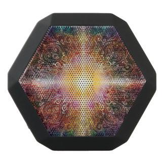 H032 Mandala 2012-5 Black Bluetooth Speaker