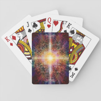 H032 Mandala 2012-5 Playing Cards