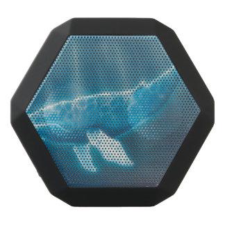 H036 Whale Below Black Bluetooth Speaker