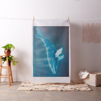 H036 Whale Below Fabric