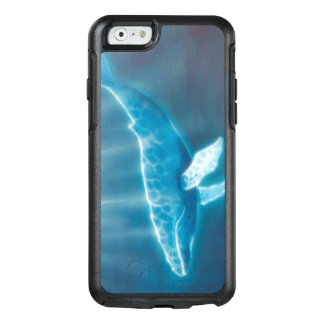 H036 Whale Below OtterBox iPhone 6/6s Case