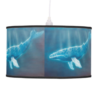 H036 Whale Below Pendant Lamp