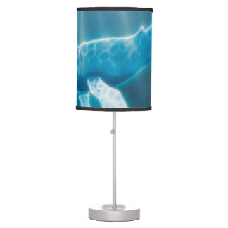 H036 Whale Below Table Lamp