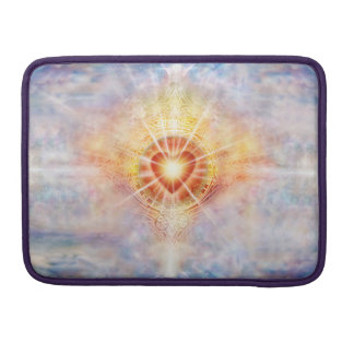 H038 Celestial Heart Sleeve For MacBook Pro