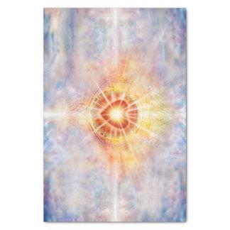 H038 Celestial Heart Tissue Paper