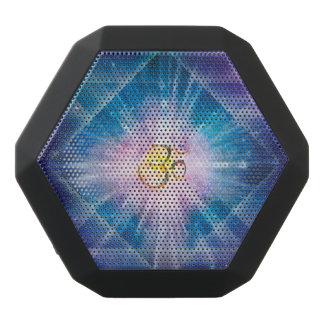 H039 Om Space Cube Black Bluetooth Speaker