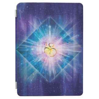 H039 Om Space Cube iPad Air Cover