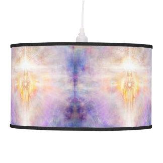 H041 Jesus Heart Pendant Lamp