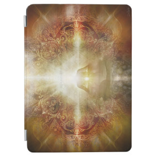 H048 Meditator Brown iPad Air Cover