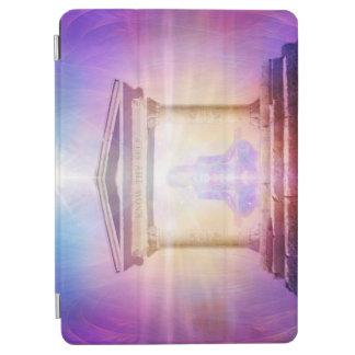 H049 Know Thy Self Magenta iPad Air Cover