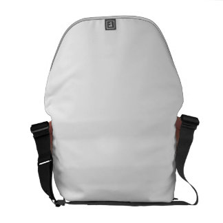 H055 Crest of Truth Messenger Bag