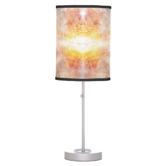 H055 Crest of Truth Table Lamp