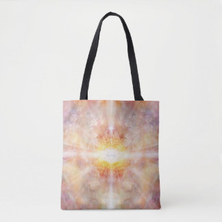 H055 Crest of Truth Tote Bag