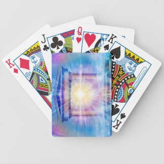 H059 Know Thy Heart Bicycle Playing Cards