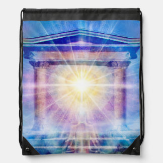 H059 Know Thy Heart Drawstring Bag