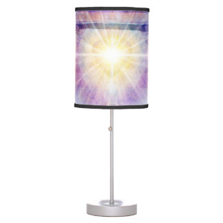 H059 Know Thy Heart Table Lamp