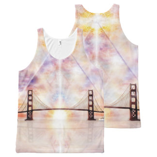 H073 New Horizon All-Over-Print Tank Top
