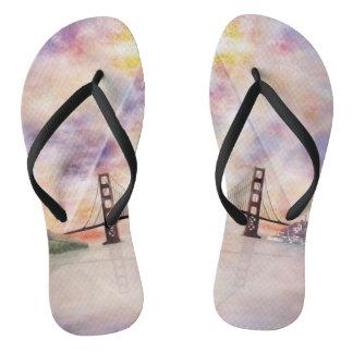 H073 New Horizon Flip Flops