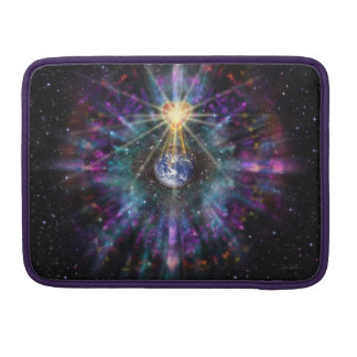 H077 One Earth One Heart 2017 Sleeve For MacBook Pro