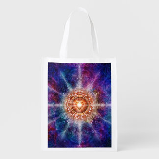 H080 Constellation Color Grocery Bag