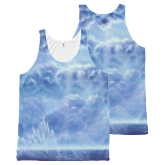 H100 Stairway to Heaven All-Over-Print Tank Top
