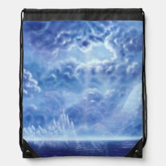 H100 Stairway to Heaven Drawstring Bag